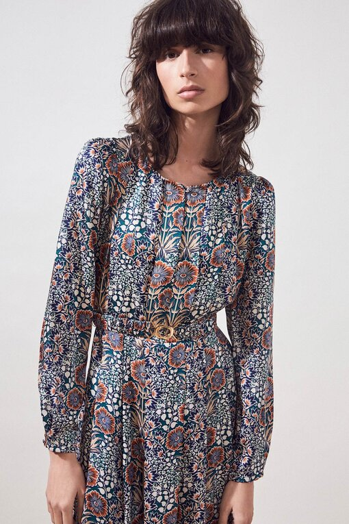 Suncoo - Carrine floral dress