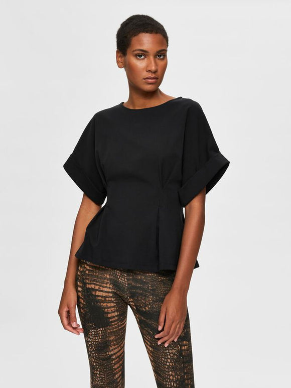 Selected Femme - Cleo Jersey Tee