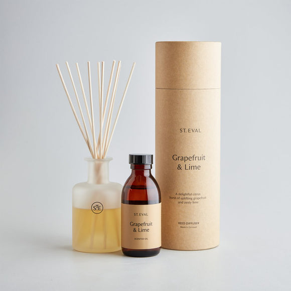 St Eval Grapefruit & Lime Reed Diffuser