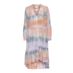 Project AJ117 Gael Tie Dye Dress in Pastel