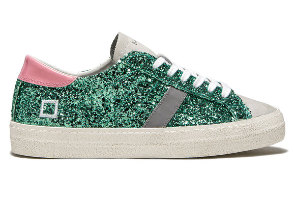 D.A.T.E - Hill Low Glitter Mint
