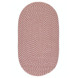 The Braided Rug Company - Eco Braid Rug Dusky Pink Large