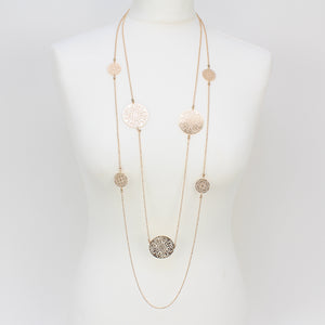 Tilley & Grace Gold Carlita Necklace