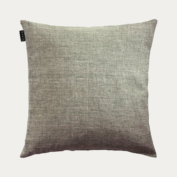 Linum - Village Cushion in Olive