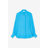 Ottod'Ame Camicia Bright Blue Shirt