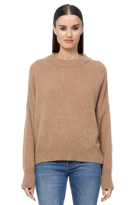 360 Cashmere - Clementine Jumper in Camel