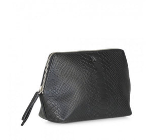 Markberg - Aloma Make-up Purse in Snake Print