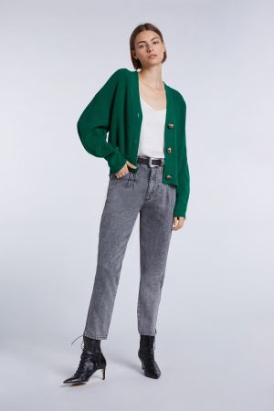 Set Fashion - Apple Green Cardigan