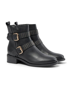 Shoe The Bear - Amy Leather Buckle Boot