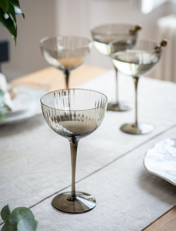 Garden Trading - Set of 4 Berkeley Cocktail Glasses