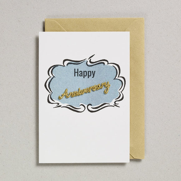 Petra Boase - Happy Anniversary Card