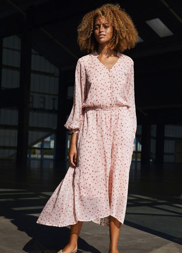 Coster Copenhagen - Long Dress with Wide Skirt