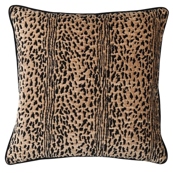 Coach House - Leopard Print Cushion