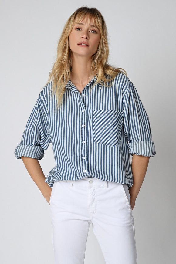 Five Jeans - Charlene Shirt Blue