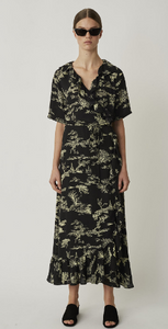 Just Female - Mako Maxi Wrap Dress