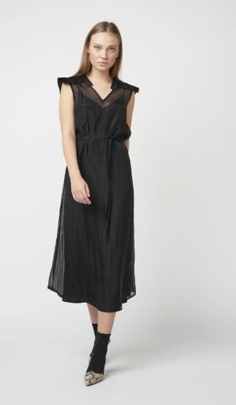 Bruuns Bazaar - Florenci Sigrun Dress - Black