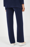 American Vintage Navy Babarum Trousers