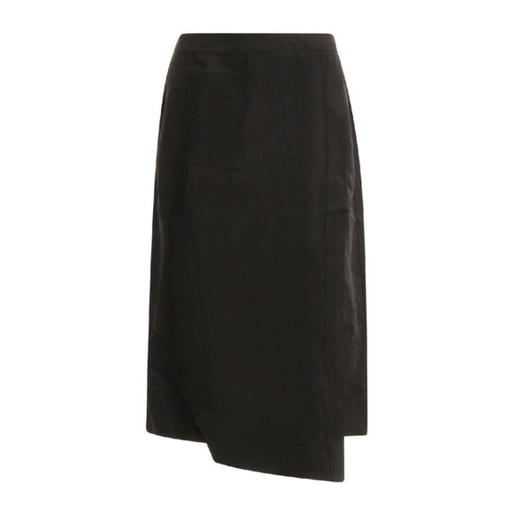 Coster Copenhagen Back Asymmetric Skirt