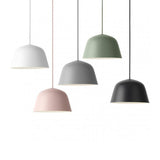 Muuto Ambit Small Pendant Lamp Available in Grey and Green