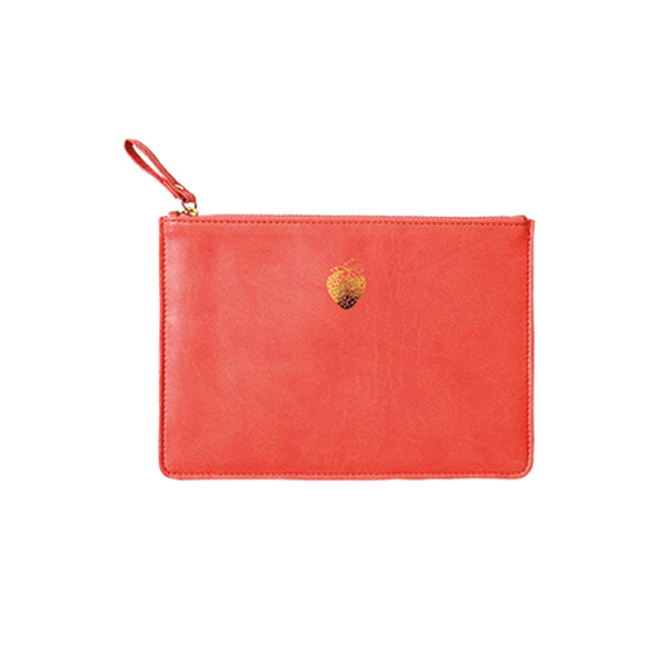 Sky & Miller Strawberry Clutch Bag