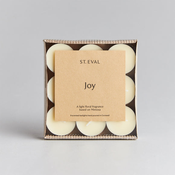 St Eval Joy Tealight Candles