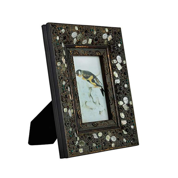 India Jane Maharaja Frame with Print 4x6