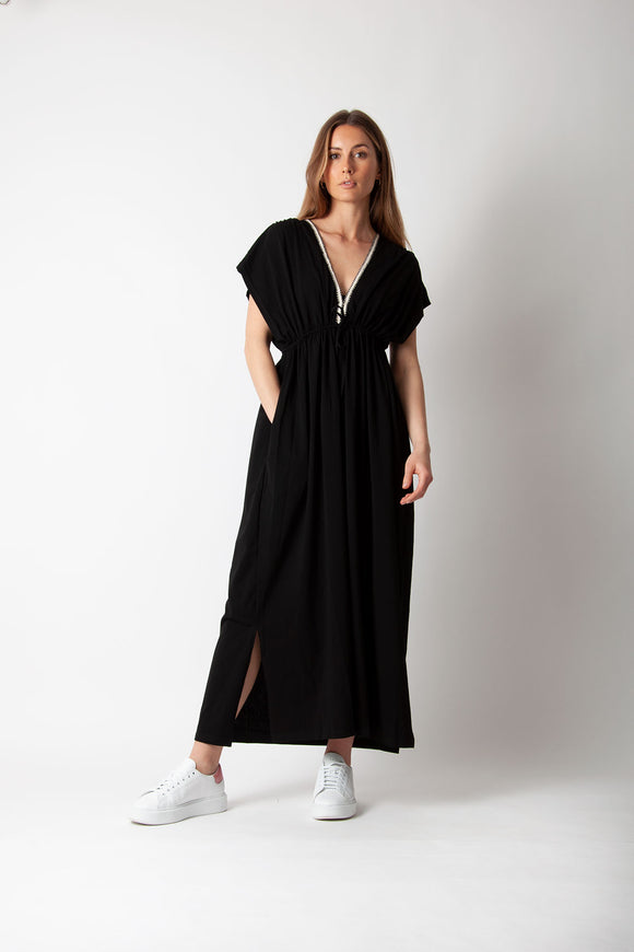 Nooki - Azul Maxi Dress