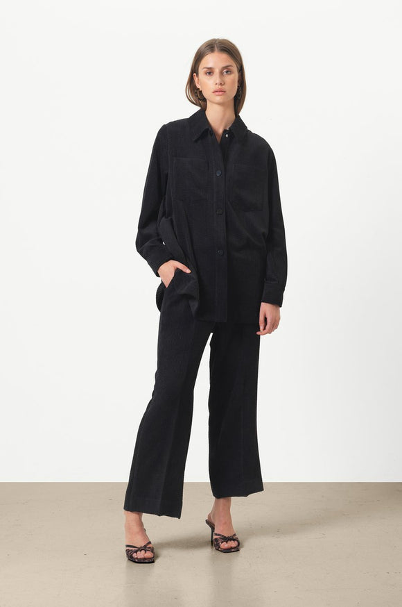 Second Female - Boyas Trousers Black