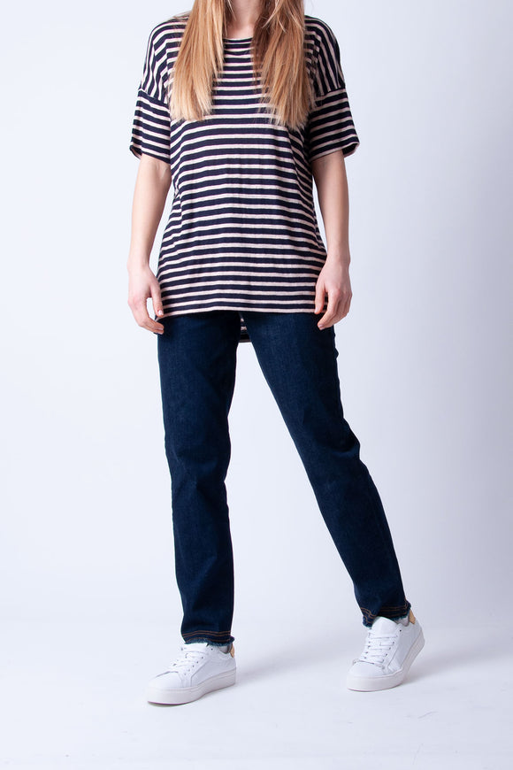Just Female - Case Stripe Top