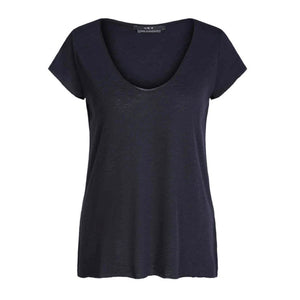 Set Fashion Basic Essential Black T-Shirt