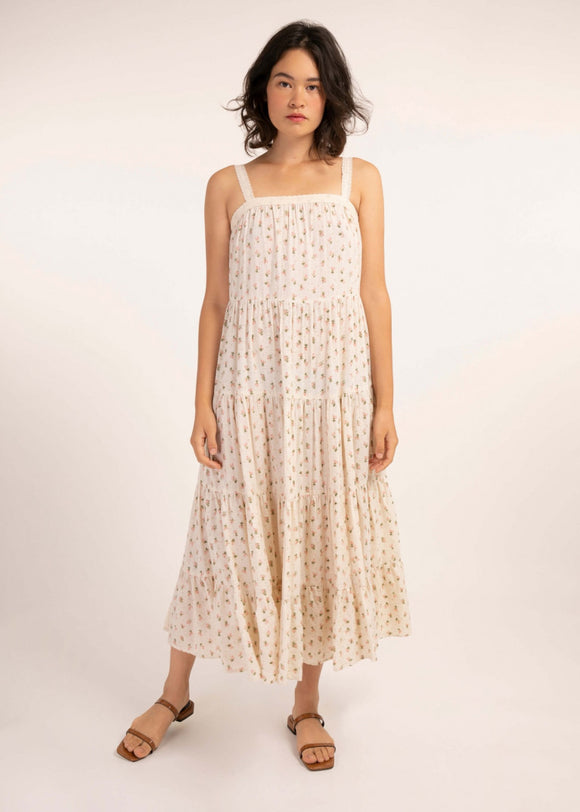 FRNCH Paris - Anaisse Dress Cream