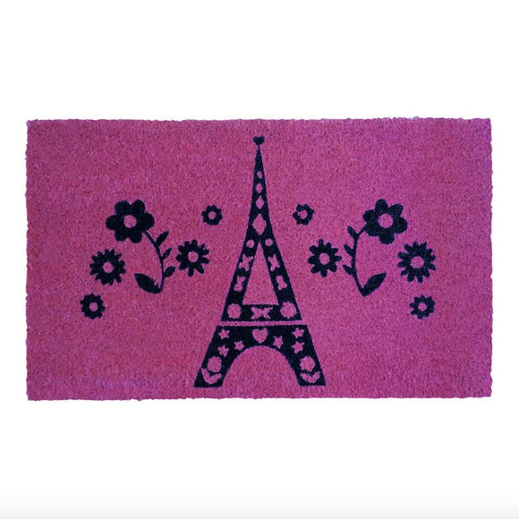 Bombay Duck London - Eiffel Tower Doormat