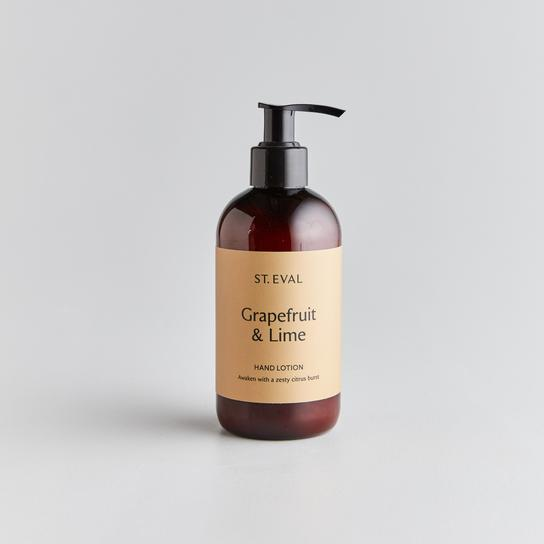 St Eval Grapefruit & Lime Liquid Hand Soap (with pump)