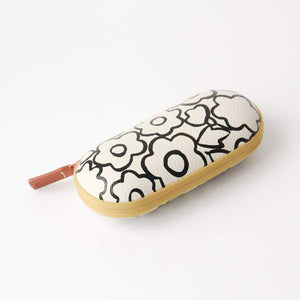 Caroline Gardner - Doodle Flower Glasses Case