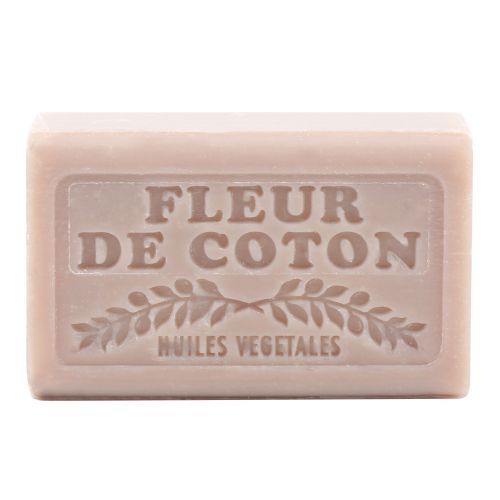 Grand Illusions - Marseilles Soap Fleur de Cotton 125g