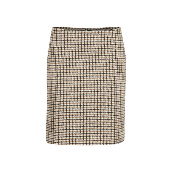 Part Two - Stina Check Skirt