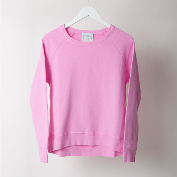 Kris Ana - V-neck Pink Cardigan ONE SIZE