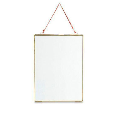 Nkuku - Kiko Brass Frame - Antique Brass 8