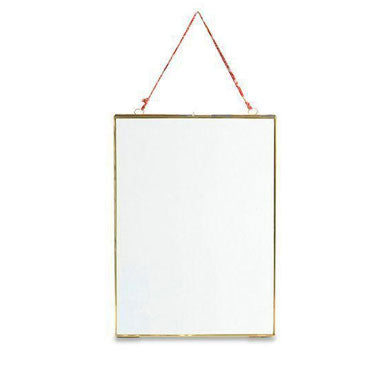 Nkuku - Kiko Brass Frame - Antique Brass 5