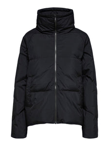 Selected Femme - Daisy Down Jacket - Black