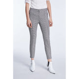 Set Fashion Houndstooth Suit Trousers