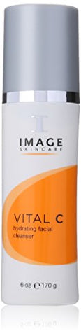 Image Skincare Vital C Hydrating Facial Cleanser, 6 Ounce