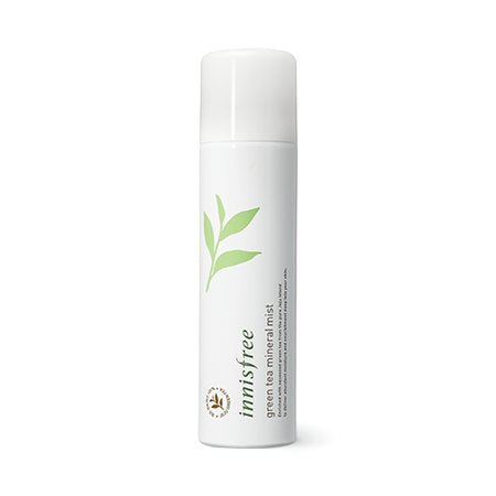 Innisfree Green Tea Mineral Mist (150Ml) (70 Days Delivery To Us)