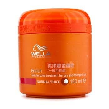 Enrich Moisturizing Treatment For Dry Damaged Hair (Normal/Thick) - 150Ml/5Oz