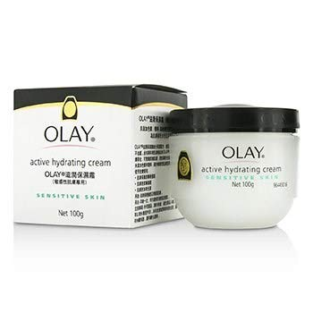 Olay Active Hydrating Cream For Sensitive Skin 100G/3.5Oz