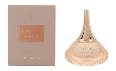 Guerlain Idylle Eau Sublime Eau De Toilette Spray For Women, 3.3 Ounce