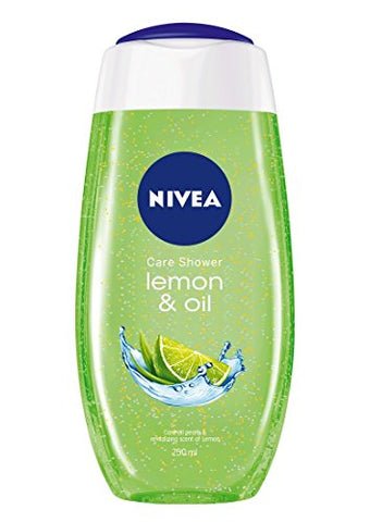 Nivea Bath Care Lemon And Oil Shower Gel, 250Ml