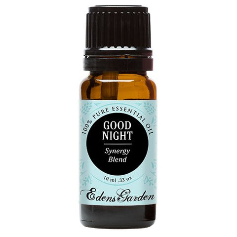 Good Night Synergy Blend Essential Oil By Edens Garden (Comparable To Doterras Serenity & Young Livings Peace & Calming Blend)- 10 Ml