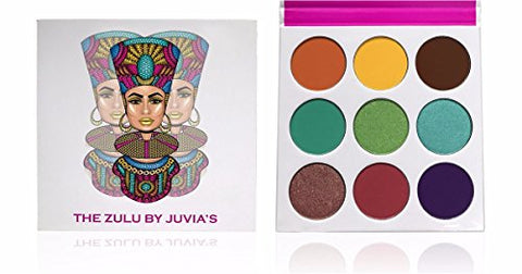 The Zulu Palette By Juvia'S