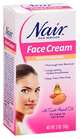 Nair Hair Remover Face Cream 2 Ounce (59Ml)